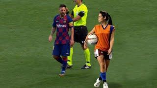 When Ball Boy Joins Football Match