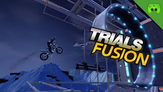 KNAPPES DING 🎮 Trials Fusion #73