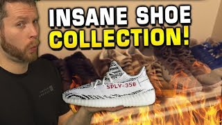 Troydans Shoe Collection VLOG So Much Heat