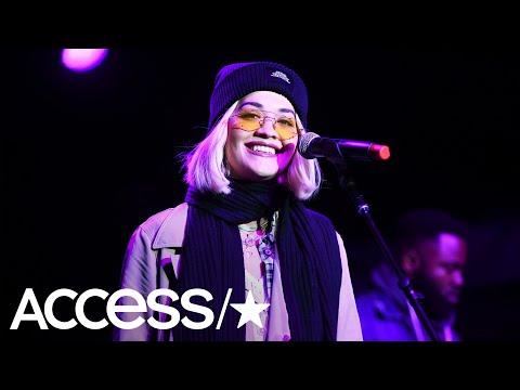 Rita Ora Playfully Dodges Question About Rumored Boyfriend Andrew Garfield Mp3