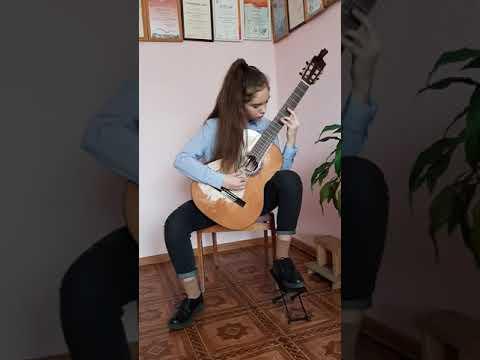 Гитара, Светлогорска ДШИ, Маскалёва Ольга Андреевна