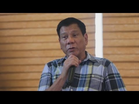 Duterte announces Philippines' withdrawal from International Criminal Court