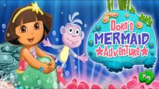 Dora l'esploratrice italiano episodi completi avventura ** grande compleanno gameplay
