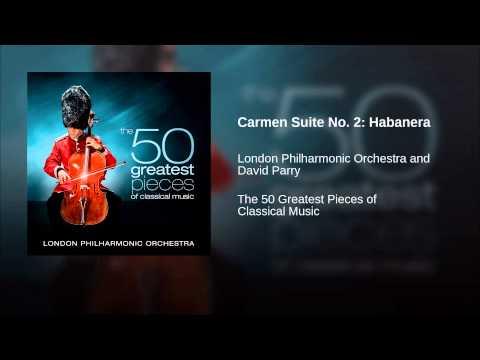Carmen Suite No. 2: Habanera