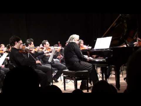 Bachiana Filarmônica SESI-SP e João C. Martins em Piracicaba -Trib. a E.Morricone - Cine Paradiso
