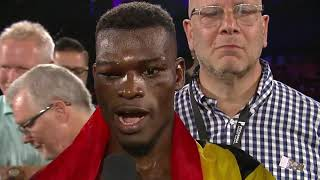 Post-Fight Interview: Richard Commey