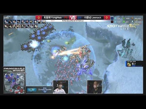 #79 YongHwa vs #28 Leenock