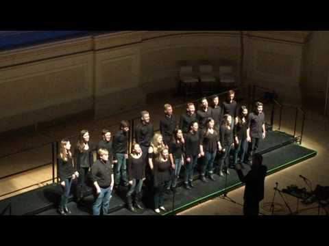 Chatham HS - Carnegie Hall School Competition