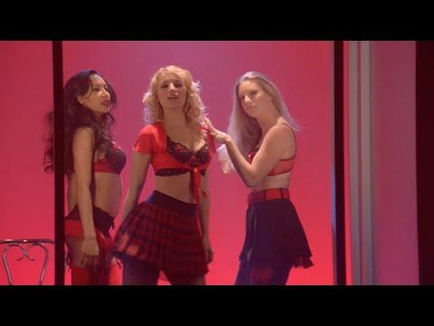 GLEE - Toxic (Season 5) (Full Performance) HD