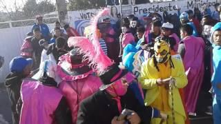 Carnaval Tenancingo Tlaxcala 2017- Colonia Vs La Nueve