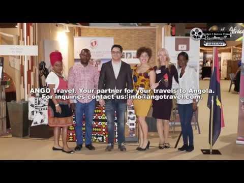 Travel to Angola - ANGO Travel 2018 promo - Music & VO