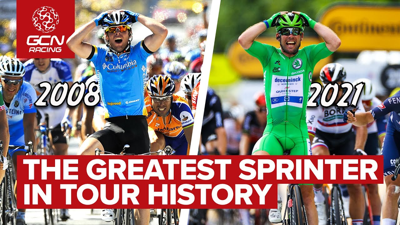 34 Stage Wins At The Tour de France: Why Mark Cavendish Is The Greatest Sprinter In History