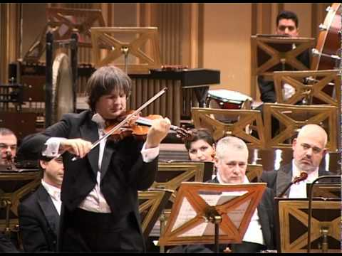 Paganini Caprice No. 23 - violin Liviu Prunaru