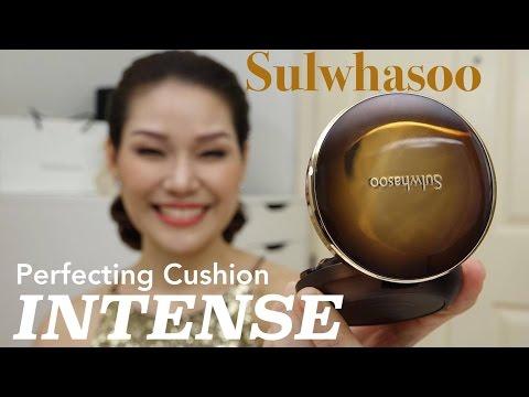 เลิฟตัวนี้มากต้องบอกต่อ Sulwhasoo Perfecting Cushion Intense - วันที่ 10 Mar 2017