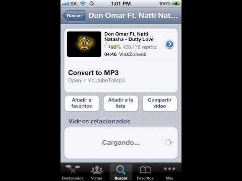 YoutubeToMp3 Youtube Plugin -- Convert Youtube Videos To High Quality MP3.avi