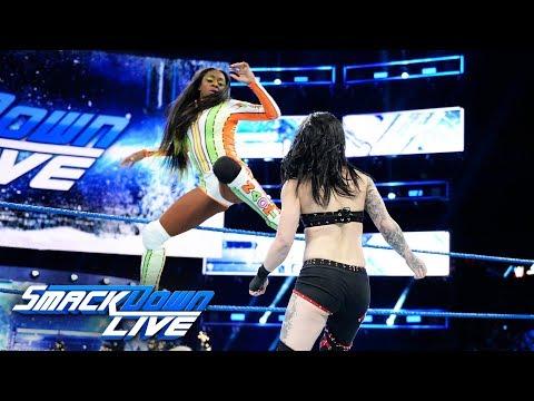 Naomi vs. Ruby Riott: SmackDown LIVE, Dec. 26, 2017