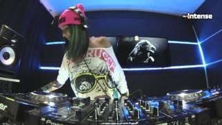 Miss Monique - Live @ Radio Intense 13.04.2016