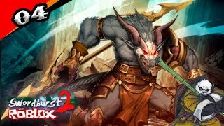 A new challenge! Second FLOOR!!! -Swordburst 2 [Sao] Roblox #05