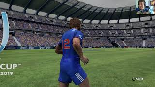 Rugby Challenge 3 [MyPlayer]Coupe du monde : France vs Australie