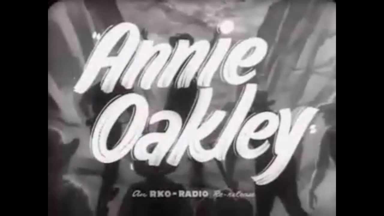 Annie Oakley 1935 Trailer