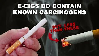 Are E-cigs Safer Than Cigarettes? - Reactions