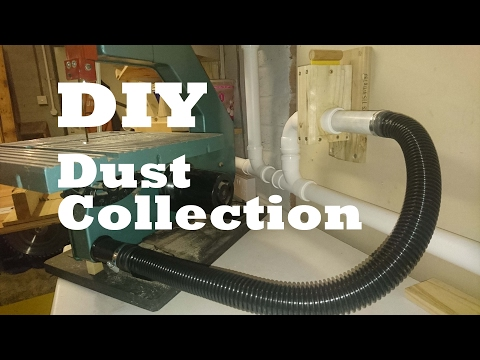 DIY Dust Collection