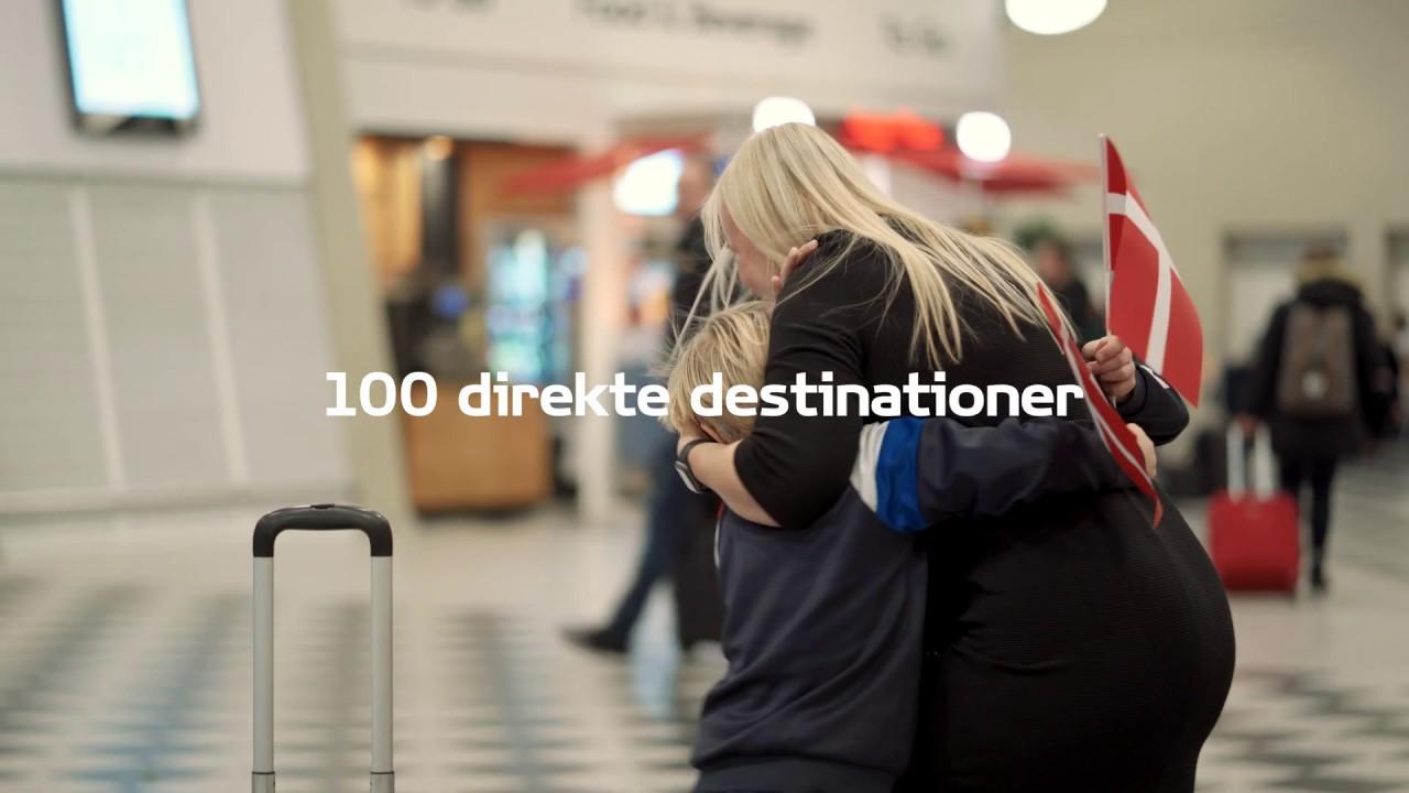 Billund Lufthavn - Verden. Direkte