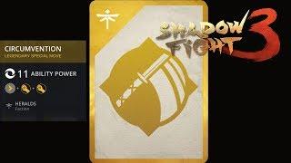 Shadow Fight 3 - Legendary Move CIRCUMVENTION