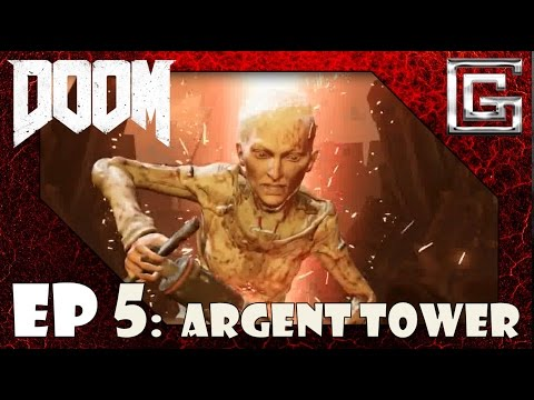 That OLIVIA Chick is a Troublemaker!!! | DOOM: ARGENT TOWER CHAPTER 5 COMPLETE! 60FPS 1080P