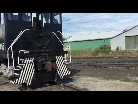 Coupling to 470's tender