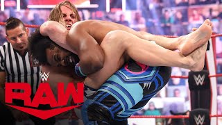 Riddle vs. Xavier Woods: Raw, May 24, 2021