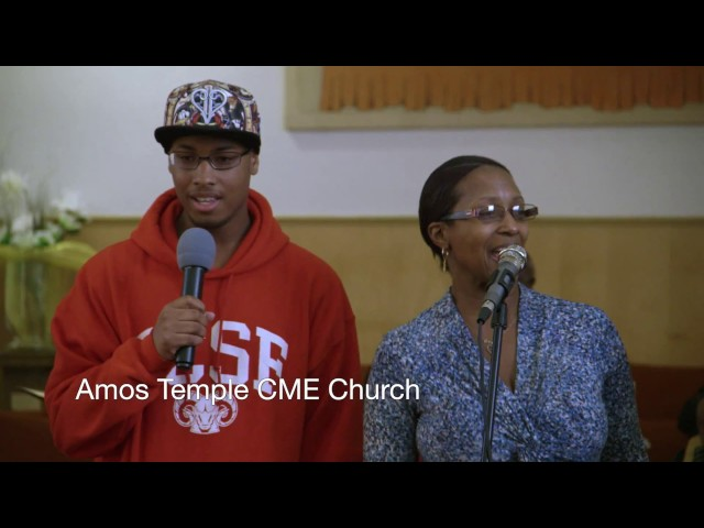 Vernon Davis Foundation For The Arts & Amos Temple Thanksgiving Celebration