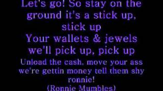 Shy ronnie 2 lyrics