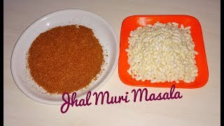 Recipes for jhal muri