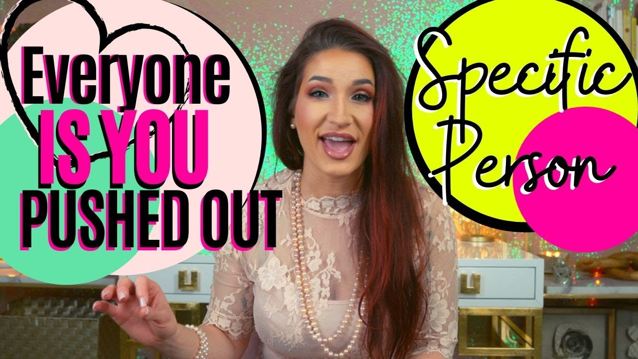 How To Attract A Specific Person With Your Mind (Everyone is You Pushed Out)
