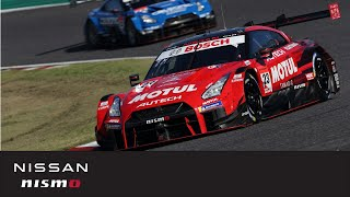 1-2 Finish by GT-R!! SUPER GT 2020 Rd.6(Suzuka) Race Day Digest
