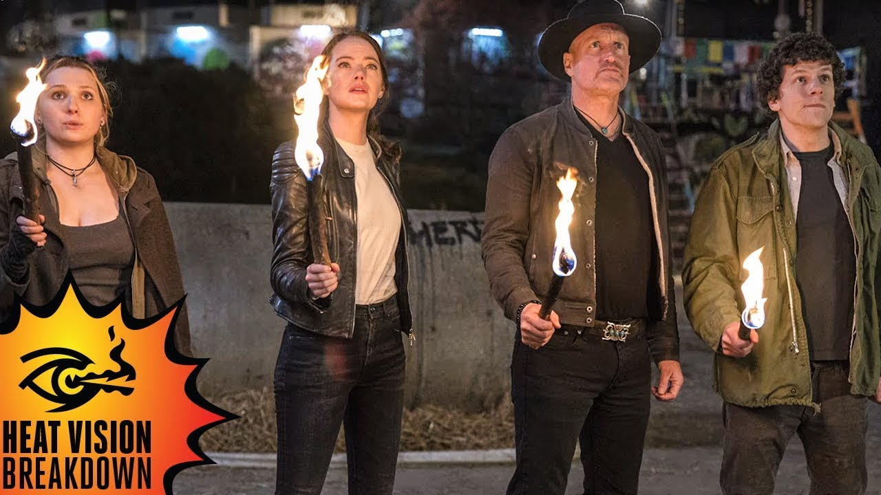 'Zombieland 2' Almost Had a 'Ghostbusters' Reunion | Heat Vision
