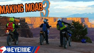 Making Moab 3: Scenic Rides: Onion Creek, Potash Road, and the Shaffer Switchbacks #everide