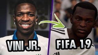 14 CRAQUES COM FACE GENÉRICA NO FIFA #FIFA20Sugestões