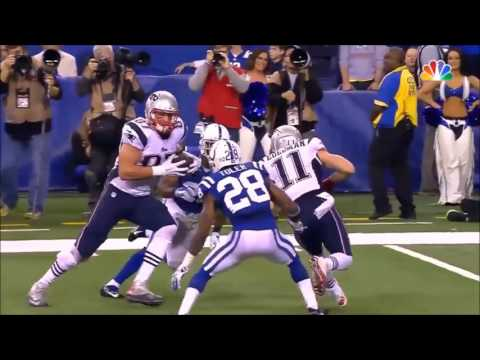 "Rob Gronkowski ""The greatest TE of all time"" Career Highlights"