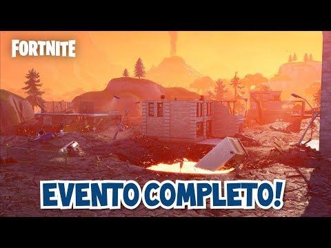 Evento de Temporada COMPLETO! (Reacción en VIVO)