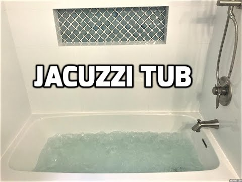 Jacuzzi Tub Bath & Shower Tile Ideas EP 15