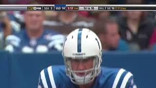 Seahawks vs Colts 2009 Week 4