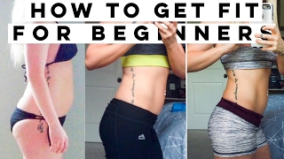 🏋 How To Get Fit For Beginners | Even When You're Busy