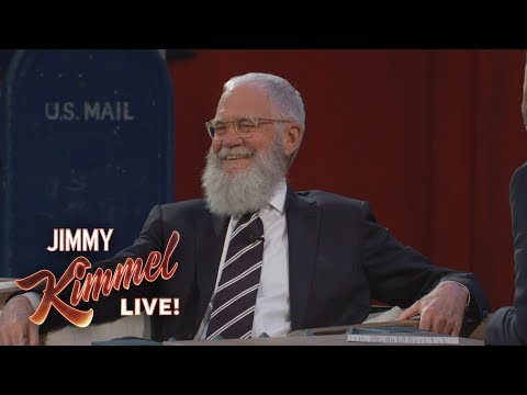 David Letterman on Giving Conan O'Brien a Horse