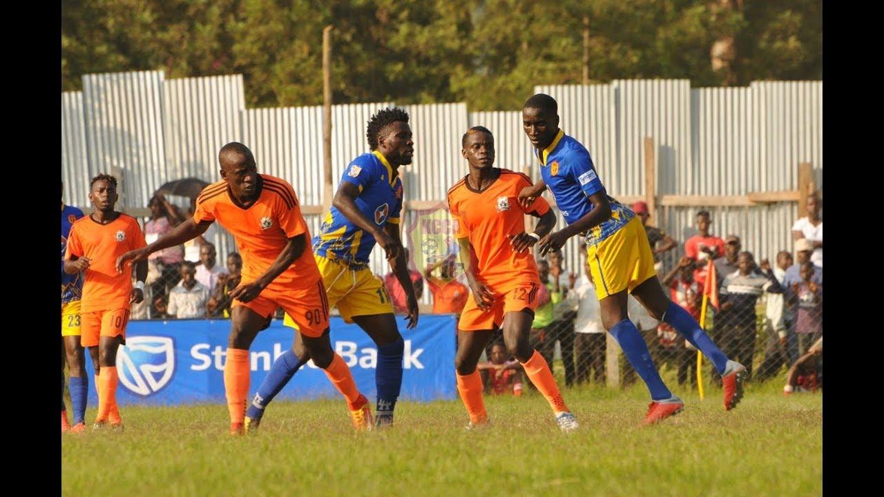 Highlights : Tooro United FC  Vs  KCCA FC   Uganda Cup (22-Jan-2019)