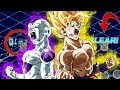LITERALLY The Closest LR GOKU & FRIEZA Dokkan Race EVER! Rhyme vs Nano!