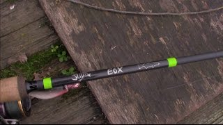 new fishing rods   g loomis e6x and imx walleye rods