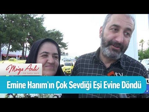 Emine Hanım'ın çok sevdiği eşi evine döndü - Müge Anlı ile Tatlı Sert 17 Haziran 2019