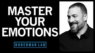 The Science of Emoтions & Relationships   Huberman Lab Podcast #13